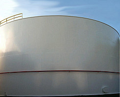 Linnton - ISFCC (EPFCC) Reconstrucción de Tanque