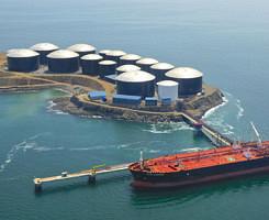 Melones Island - Terminal de campo verde ISFC (EPFC)