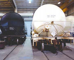 Railcar Inspection and NDT Services