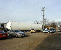 Tanque de Almacenamiento de HCL
