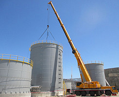 Anaerobic Digester | Tanks