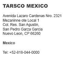 Tarsco México