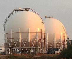 Esferas (ASME) | Tanques Esféricos