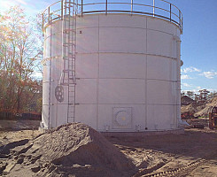 Bolted Storage Tank Construction
