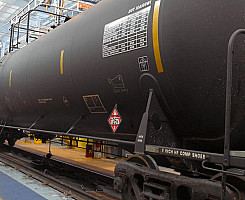 Interior and Exterior Cleaning of Railcars